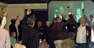 Singing Trelawney