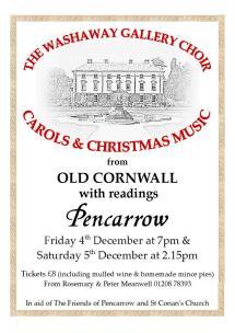 Pencarrow Poster 2015