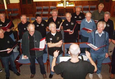 Fishermans Choir